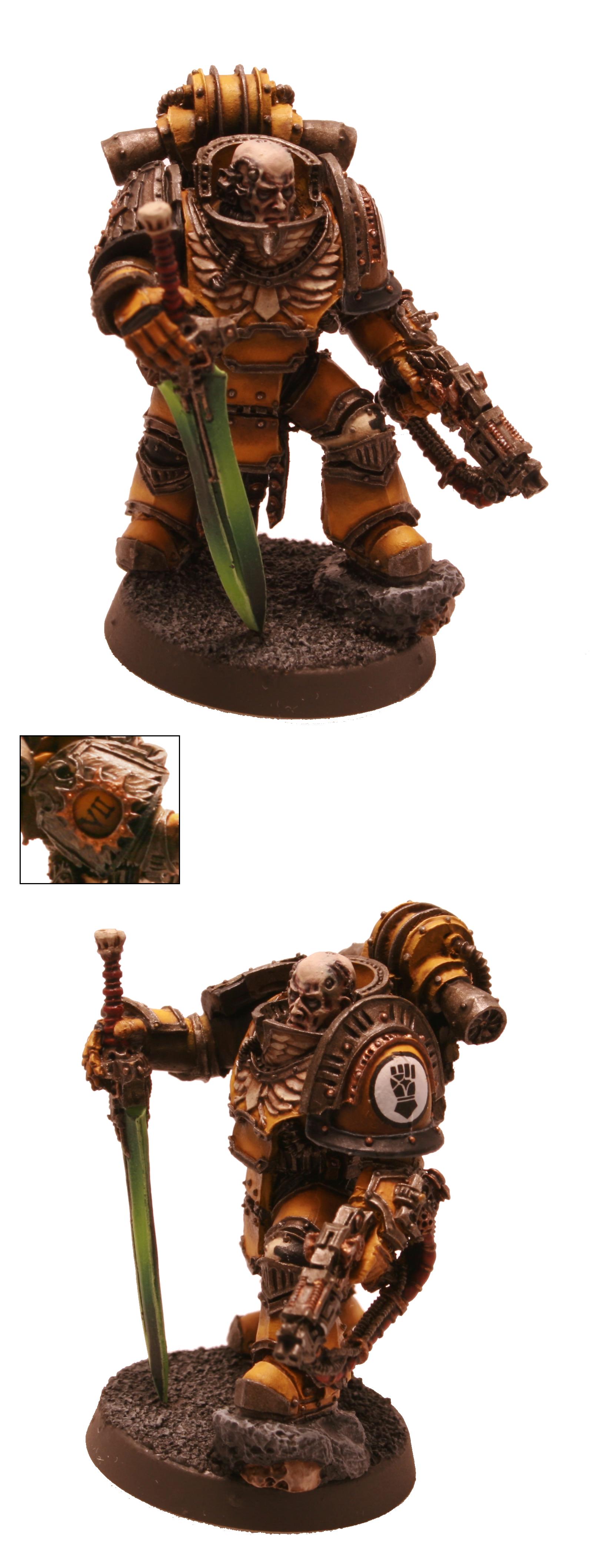 Forge World, Imperial Fists, Praetor, Warhammer 40,000