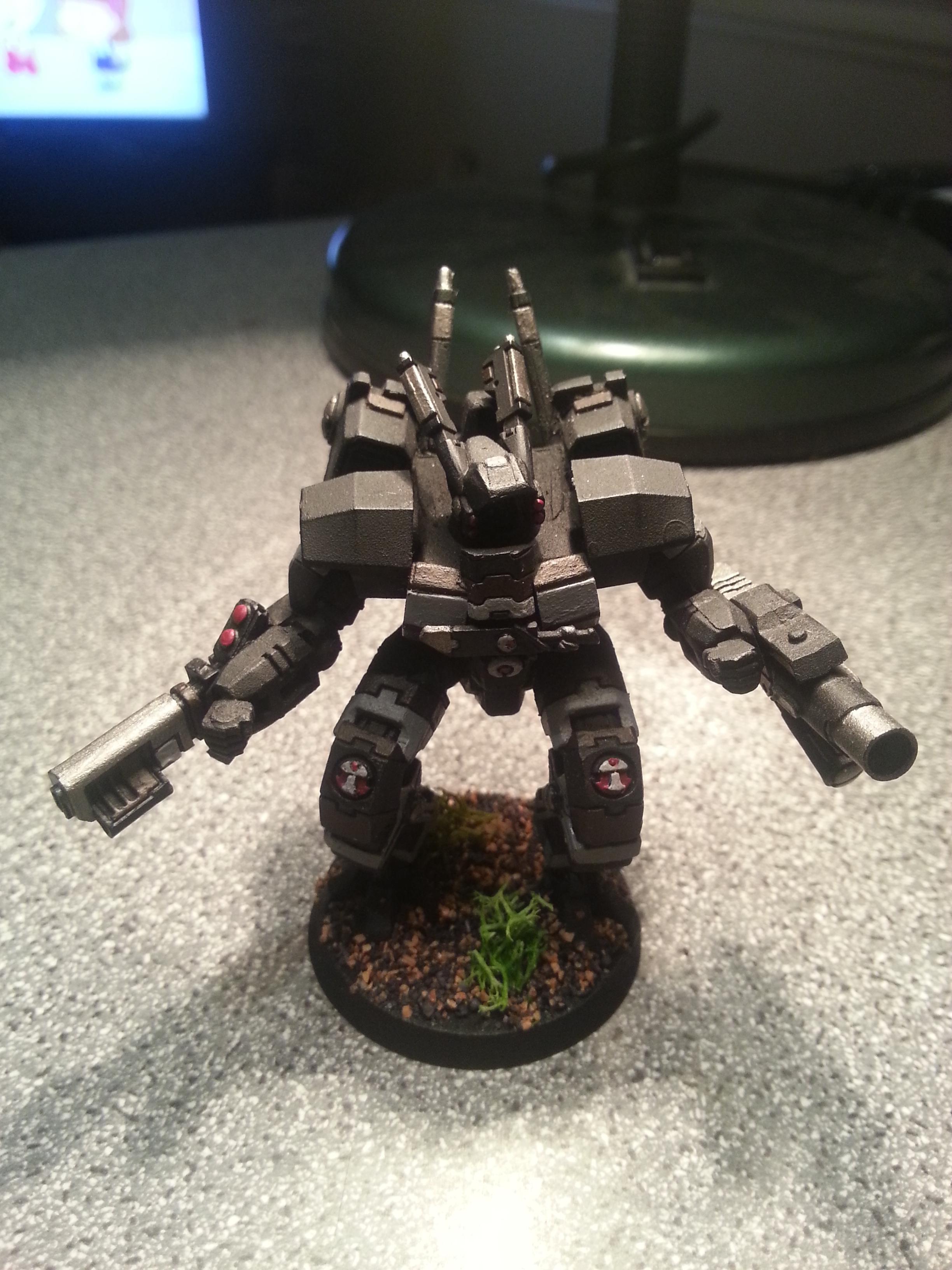 Commander, Conversion, Tau