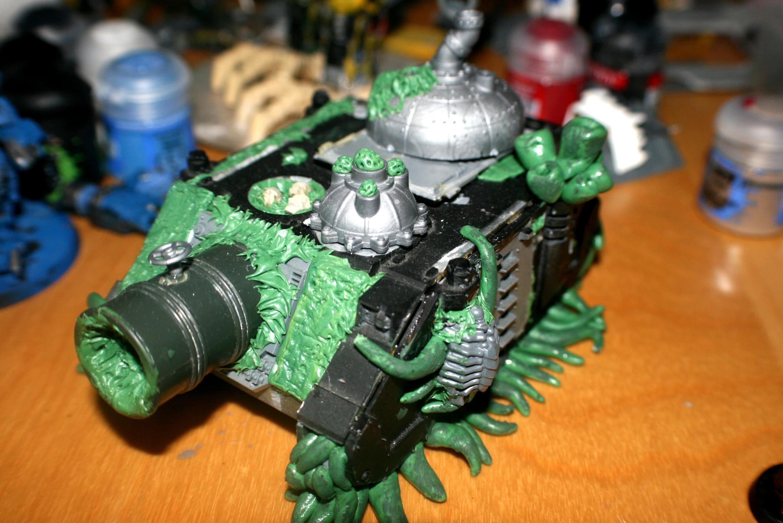 Nurgle, Tank, Vindicator