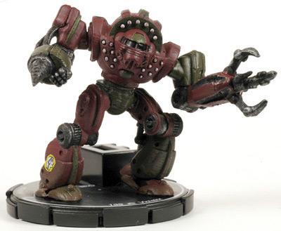 Battletech, Heroclix, Mechwarrior