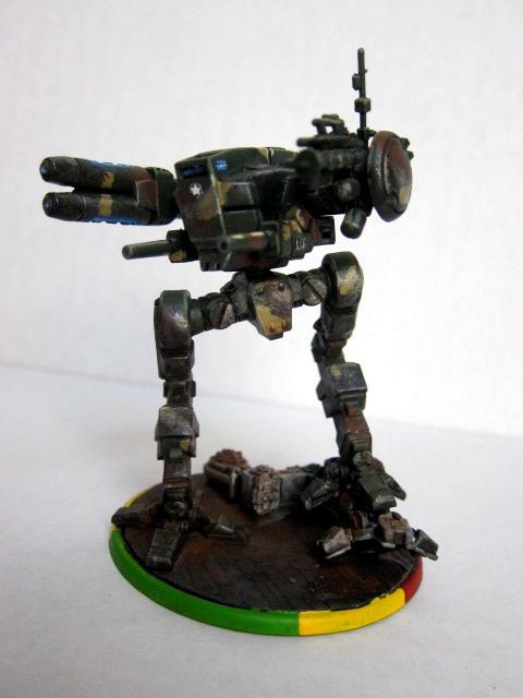 Mech, Mecha, Paulson Games, Robot