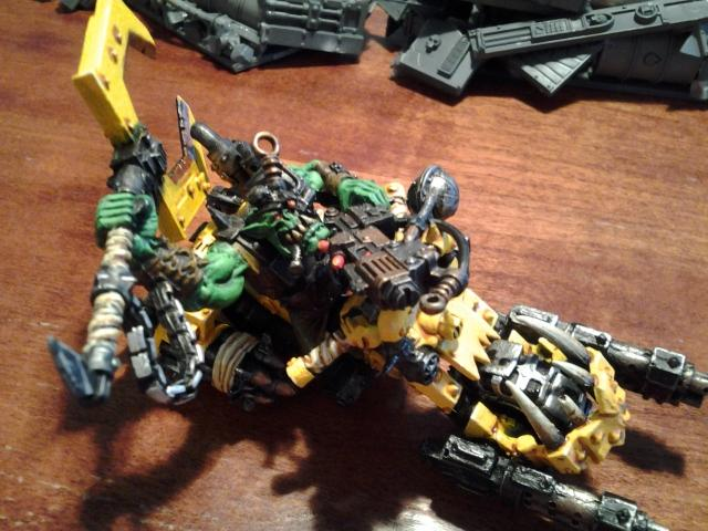 Orcs, Warhammer 40,000