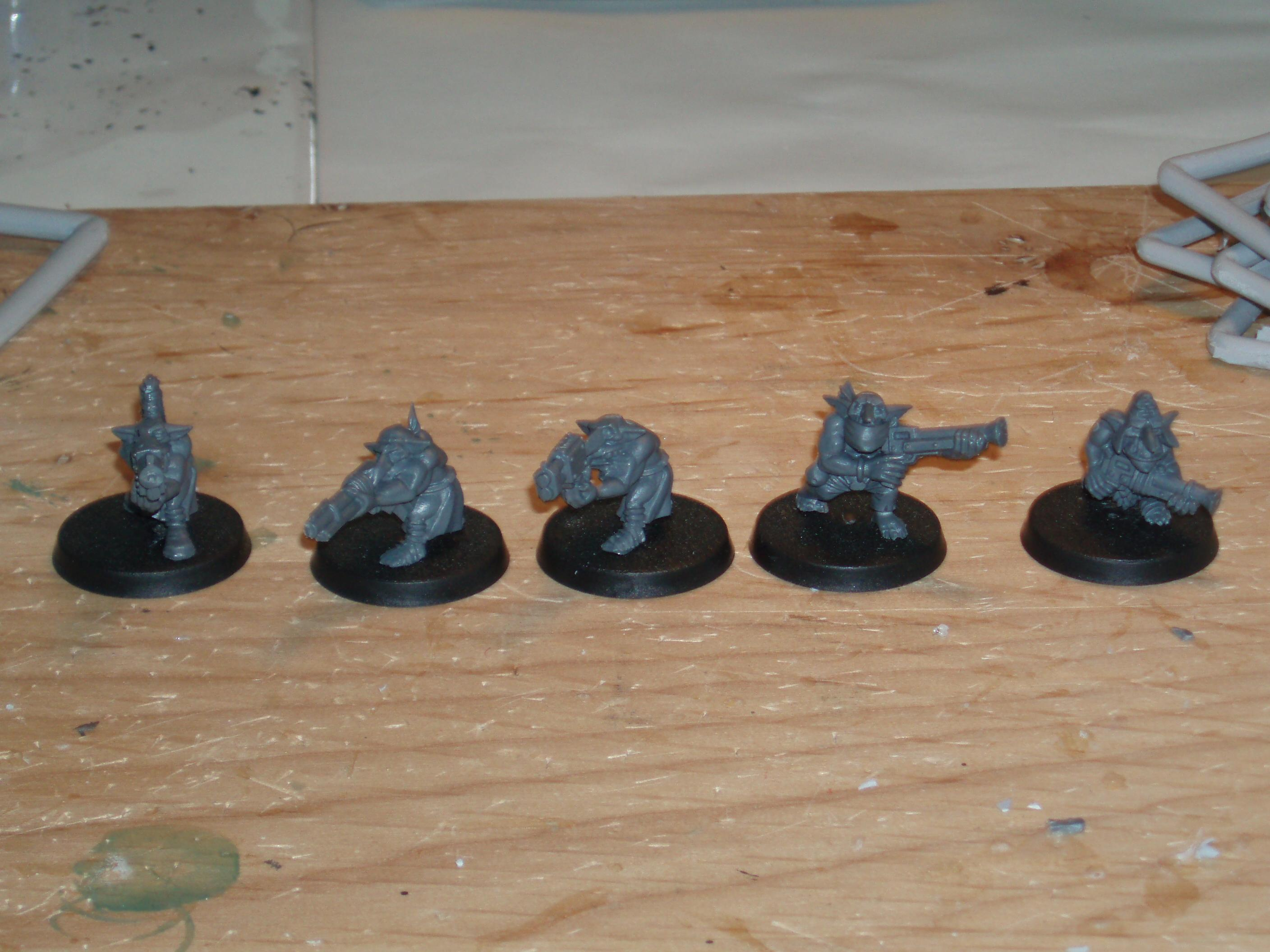 No changes for these grots: