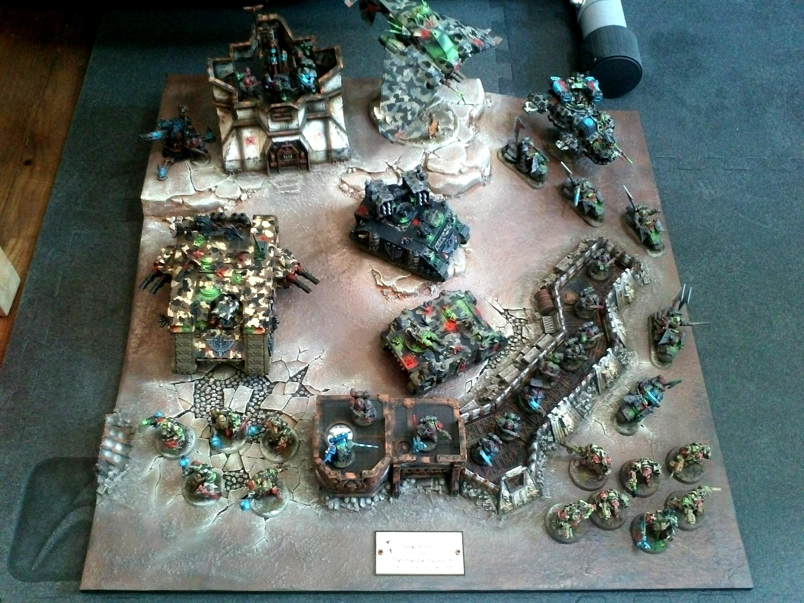 Armies On Parade, Terrain, Warhammer 40,000