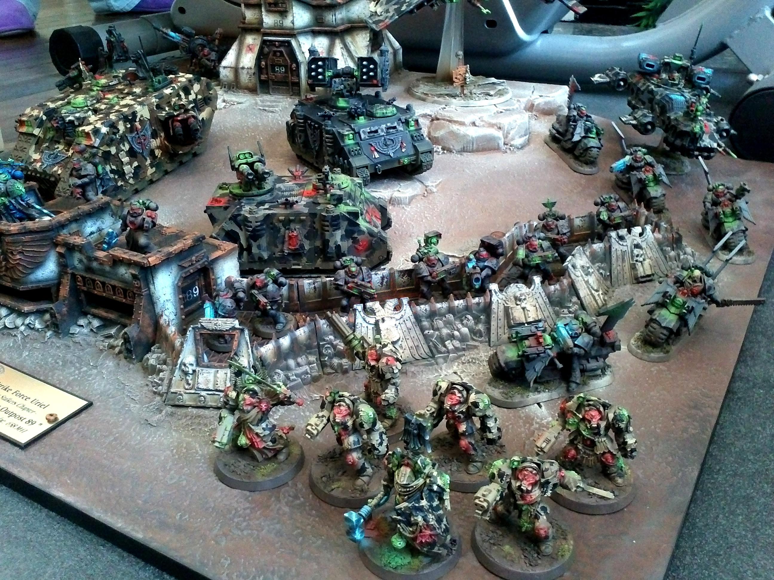 Armies On Parade, Terrain, Warhammer 40,000