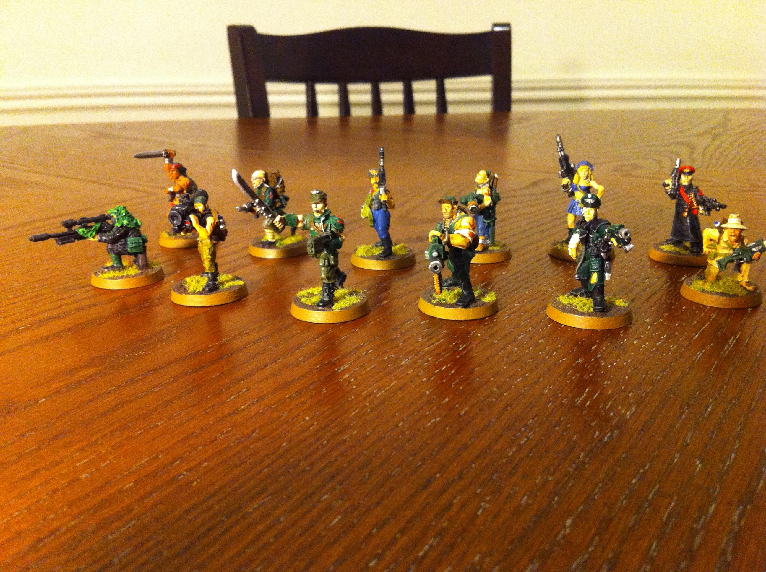 Imperial Guard, Last Chancers