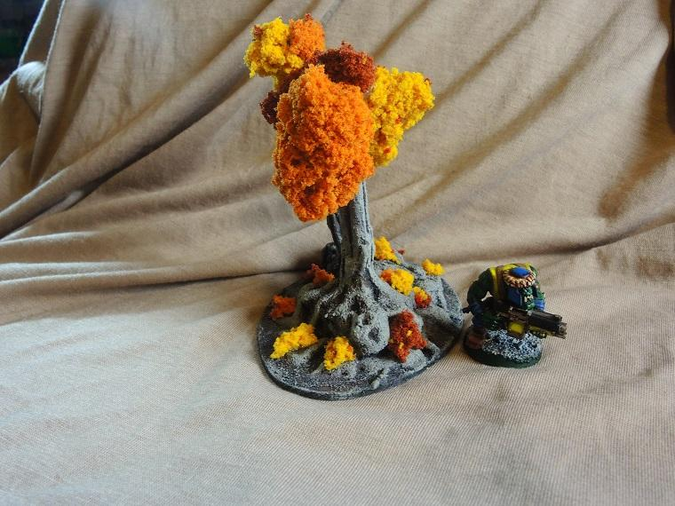 Autumn, Jungles, Scratch Build, Terrain