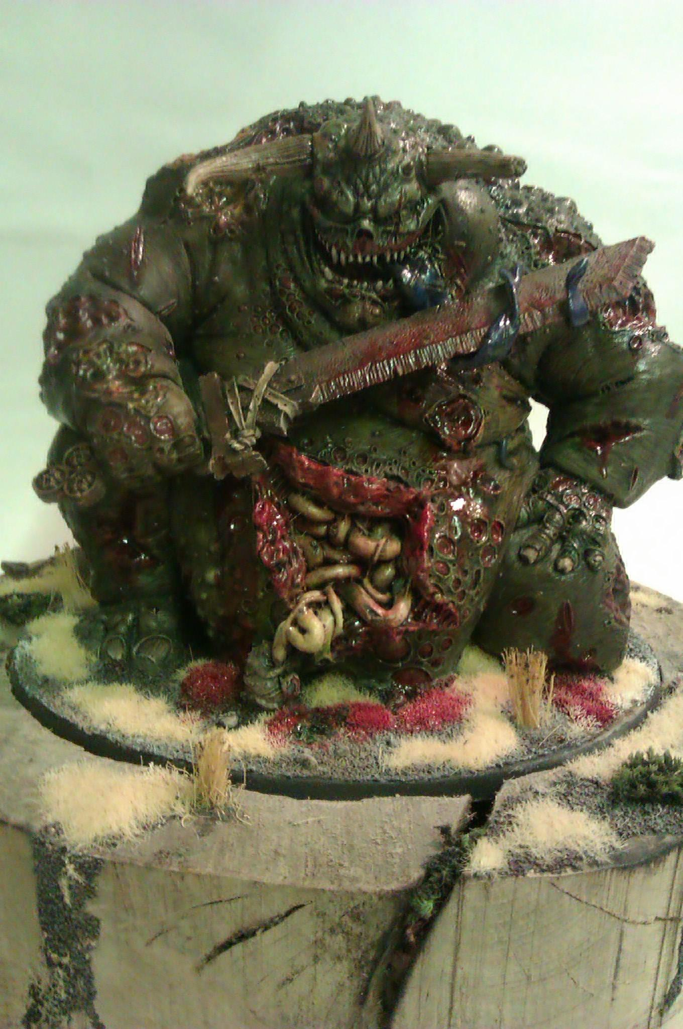 Forge World, Great Unclean One, Greater Daemon Of Nurgle, Nurgle