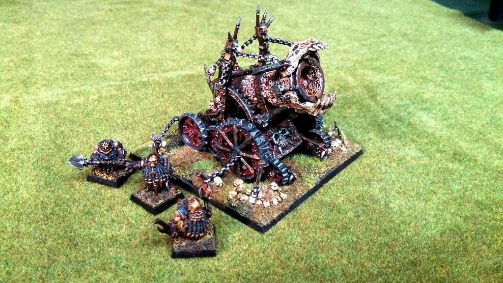 Chaos, Khorne, Skullcrusher, Warhammer Fantasy, Warriors