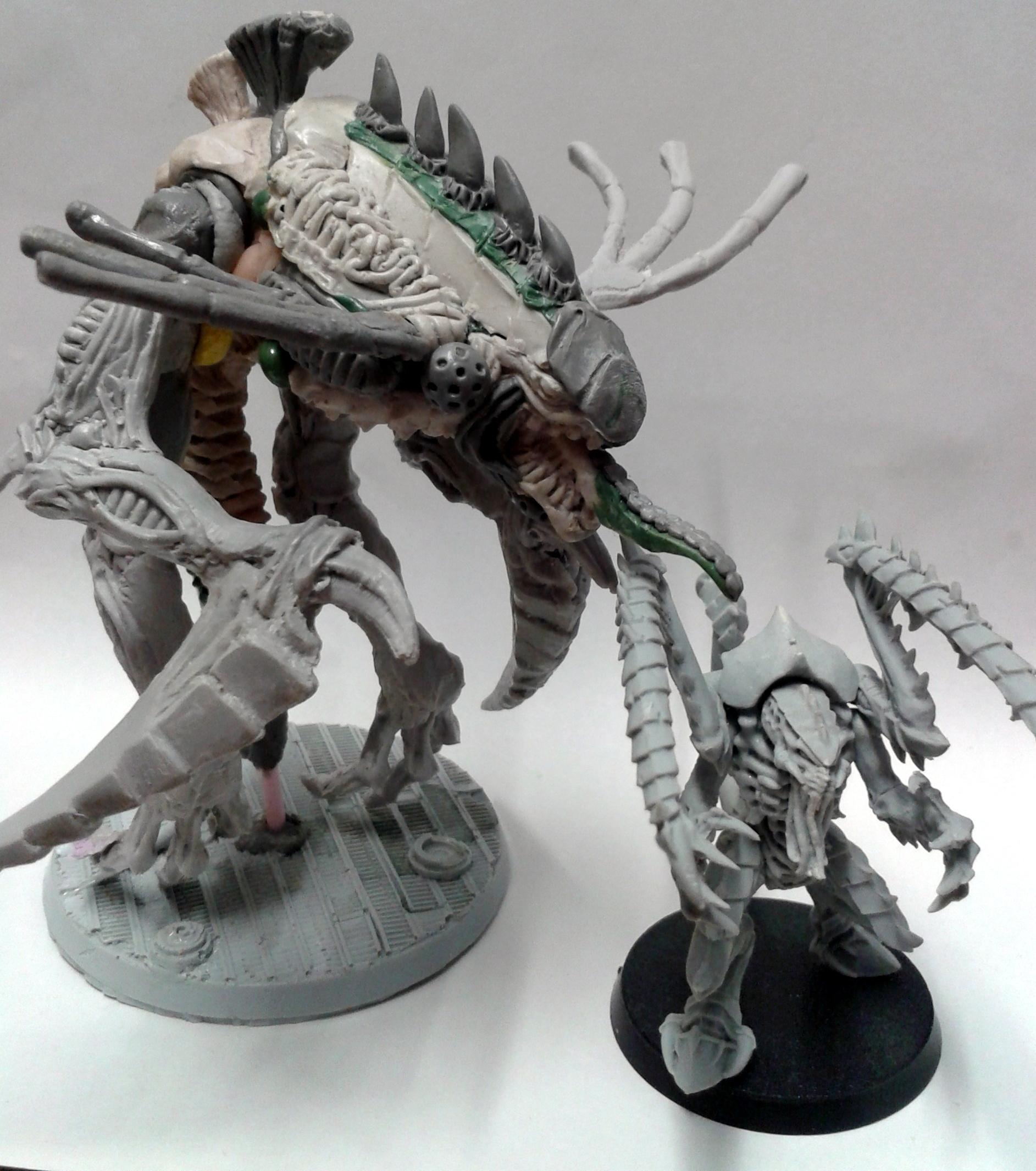 Tyranids, Doom compare