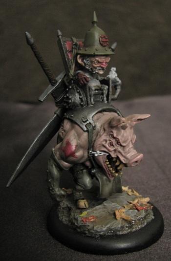 Cool Mini Or Not, Midget, Pig, Wrath Of Kings