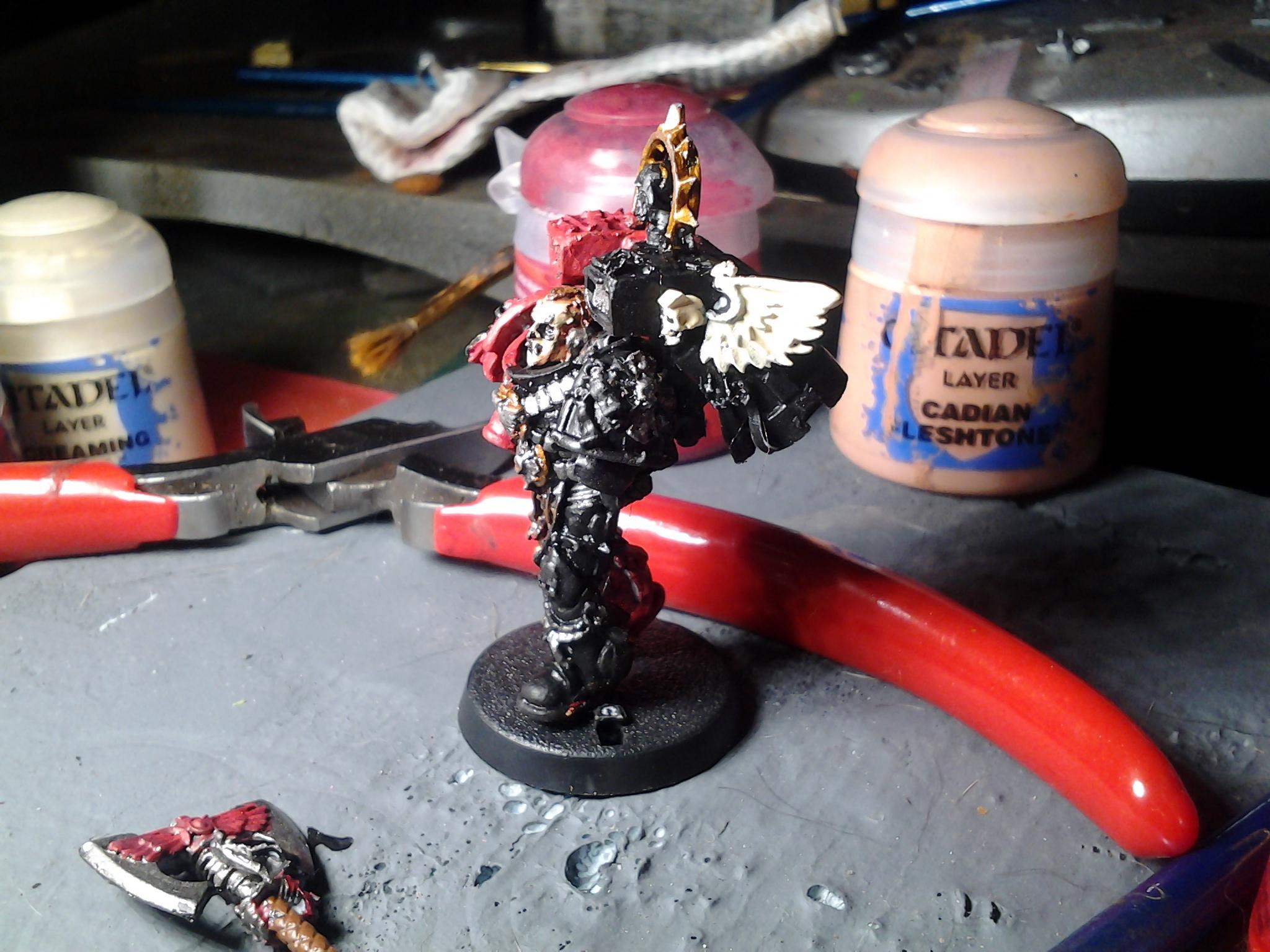 Blood Angels, Lord Executioner