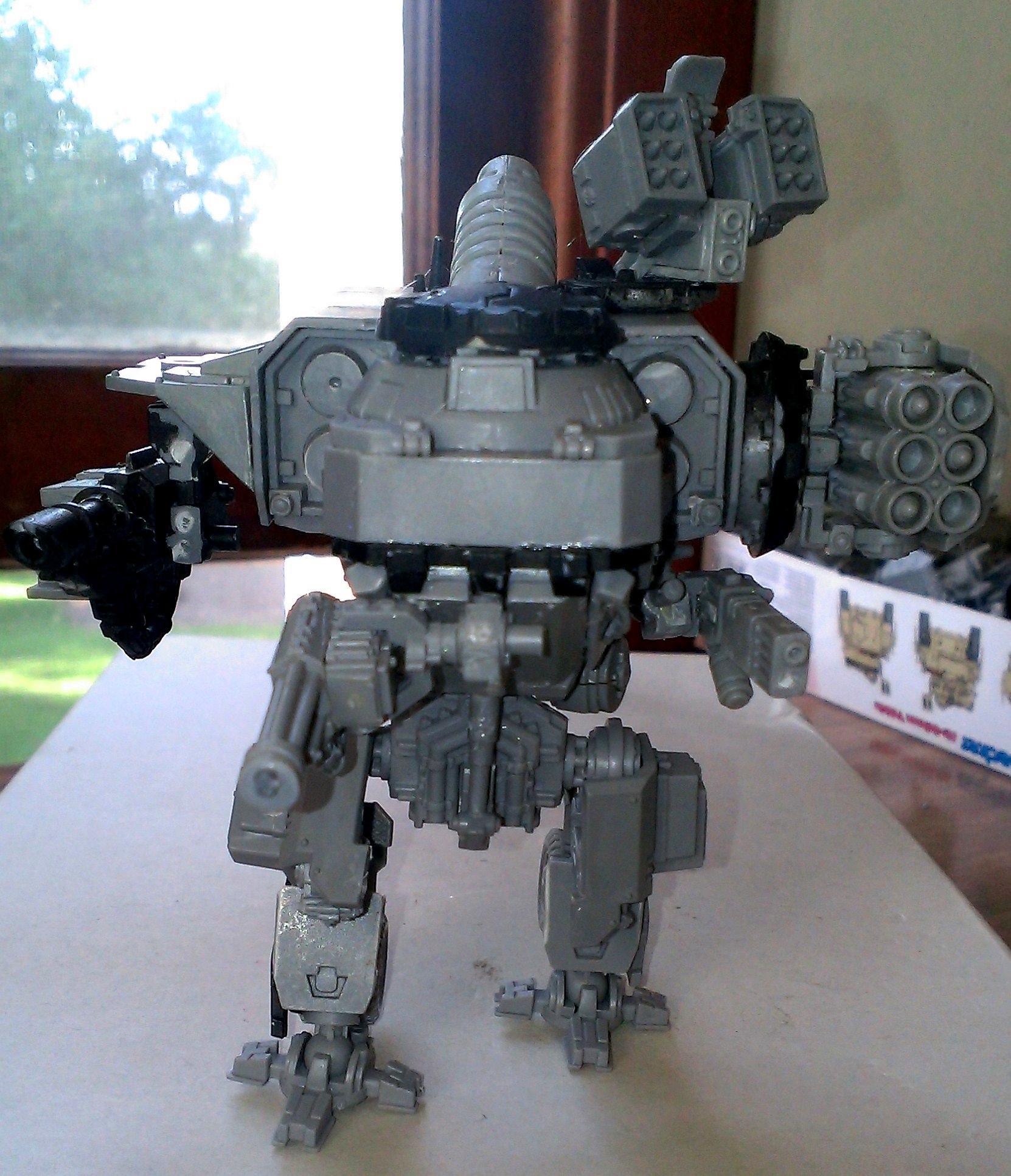 Dreadnought, Mechs, Tank, Walkers