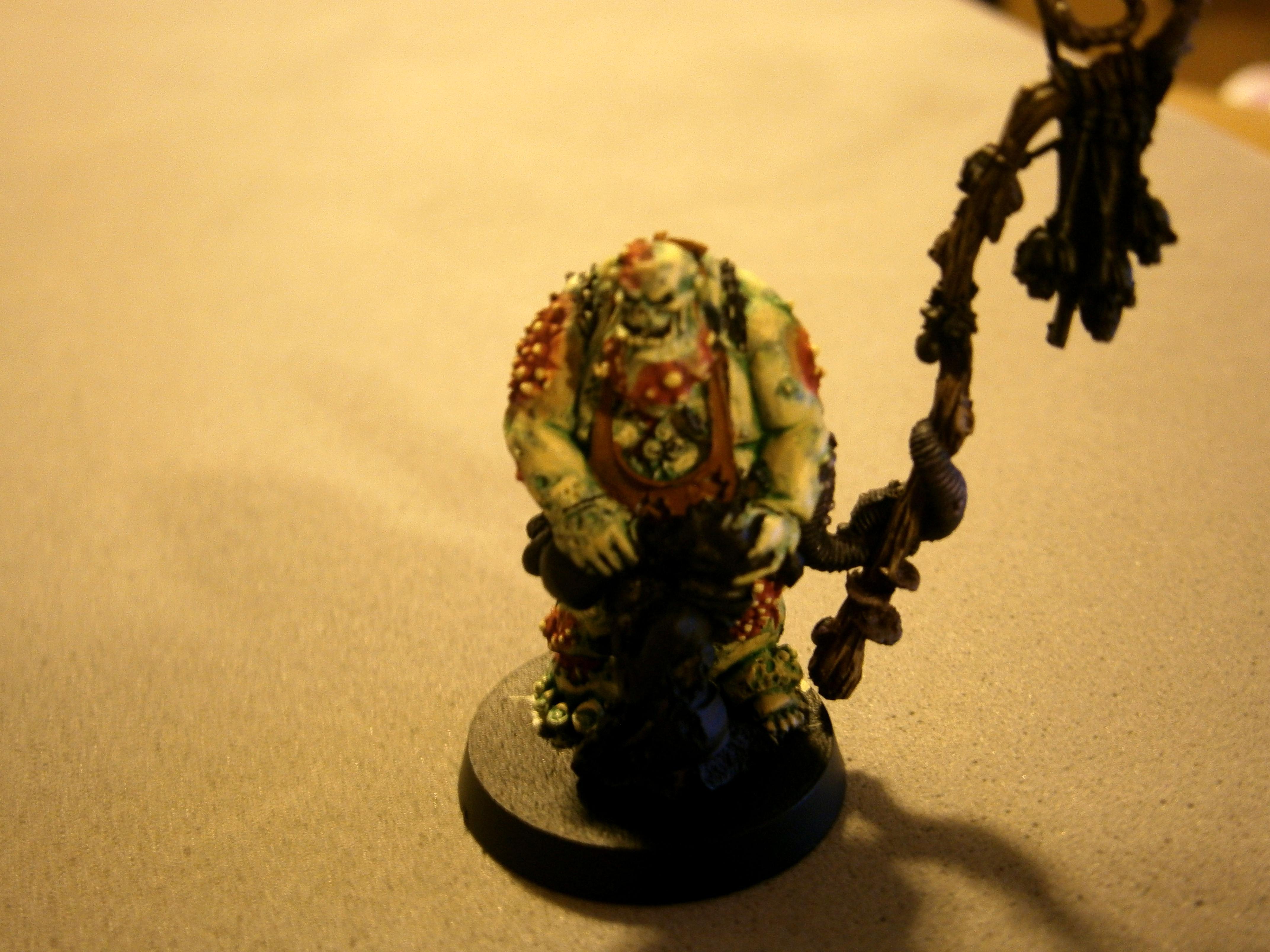 Chaos, Festus, Festus The Leech Lord, Gross, Leechlord, Nurgle, Rot, Swamp