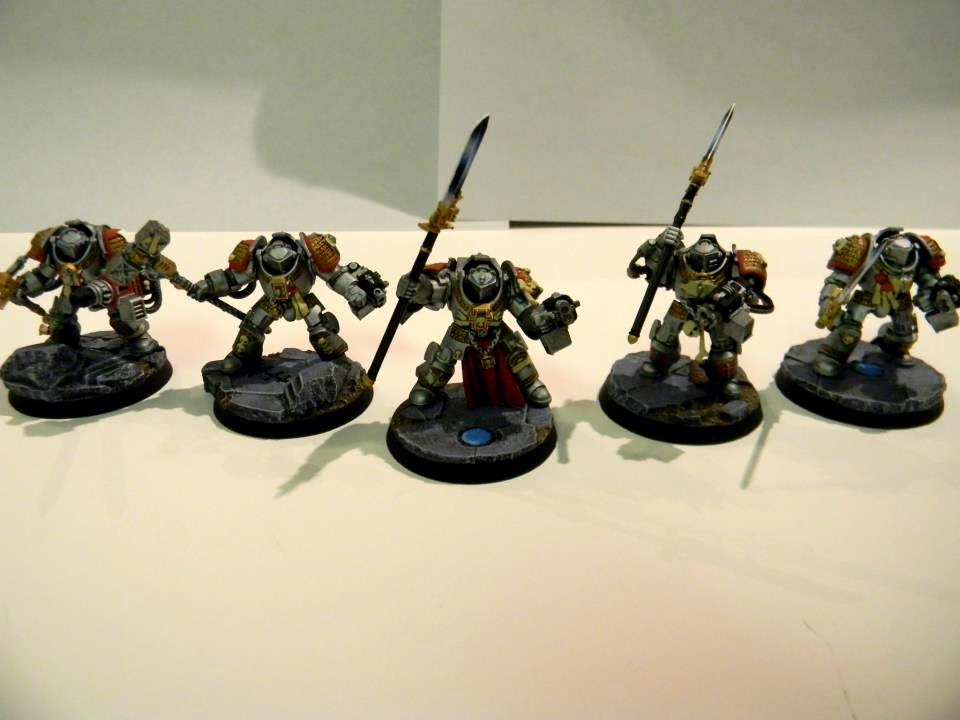 Grey Knights, Warhammer 40,000