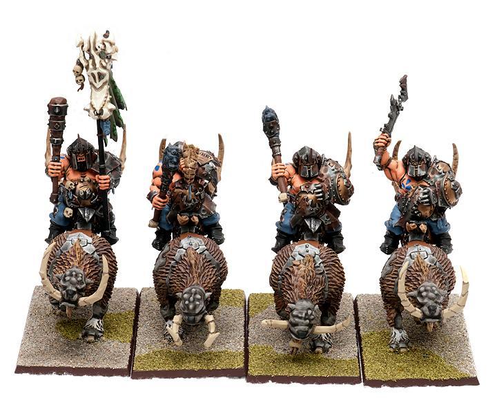 Ogre Kingdoms, Warhammer Fantasy