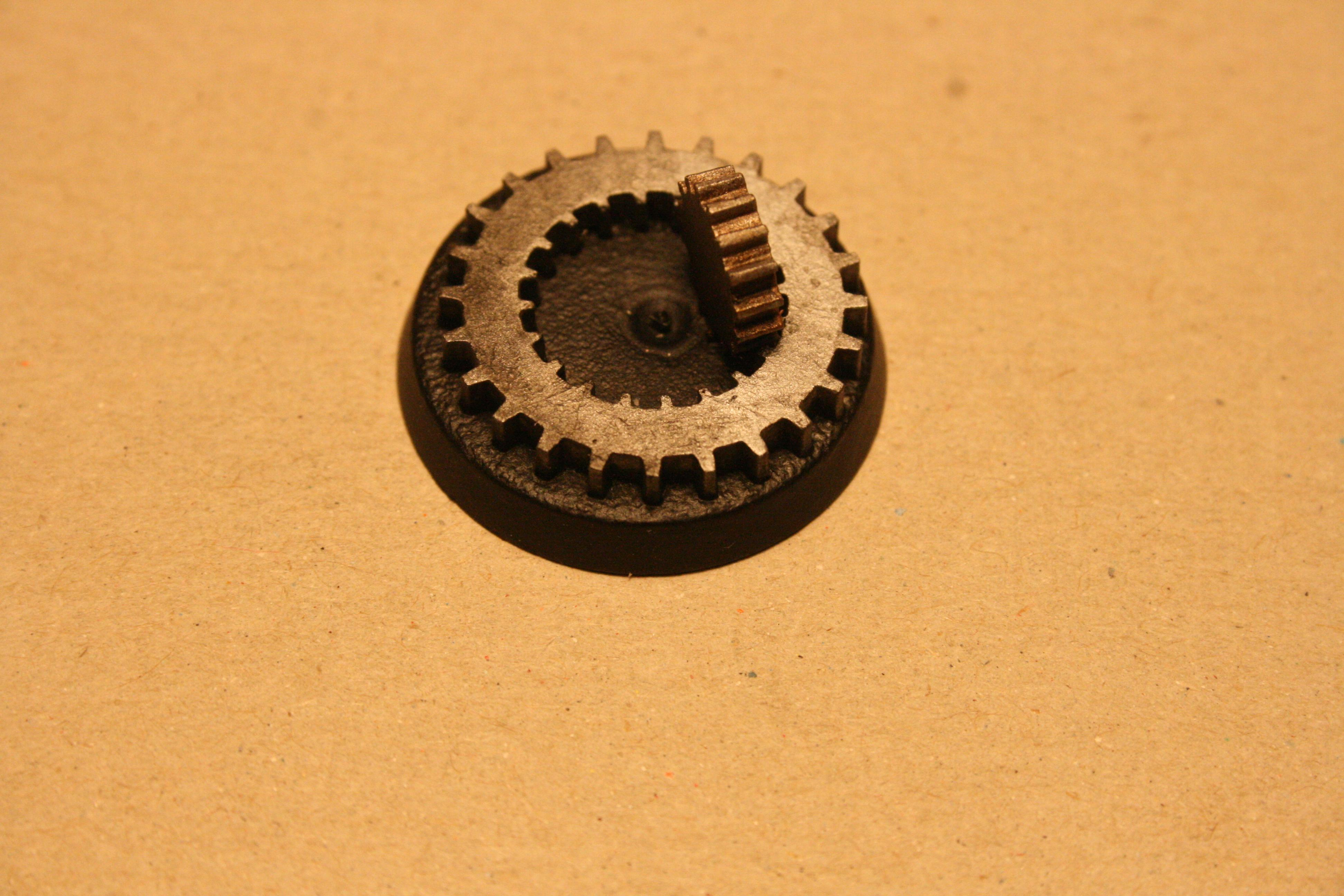 Base, Conversion, Gearwheel, Iron Hands