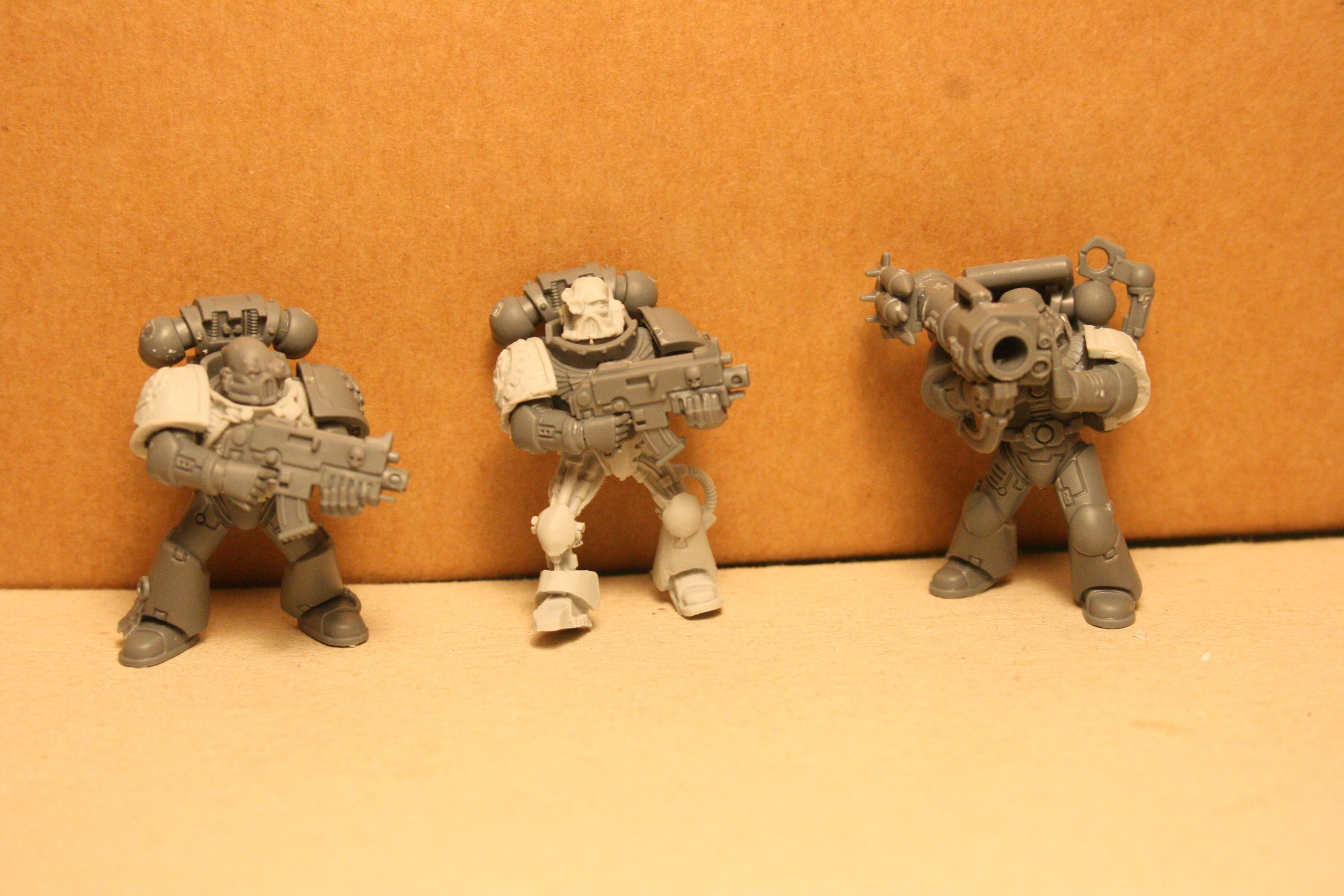 Conversion, Iron Hands, Tactical Iron Hands