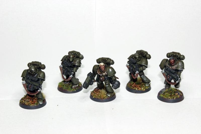 Tactical Squad Beta-1