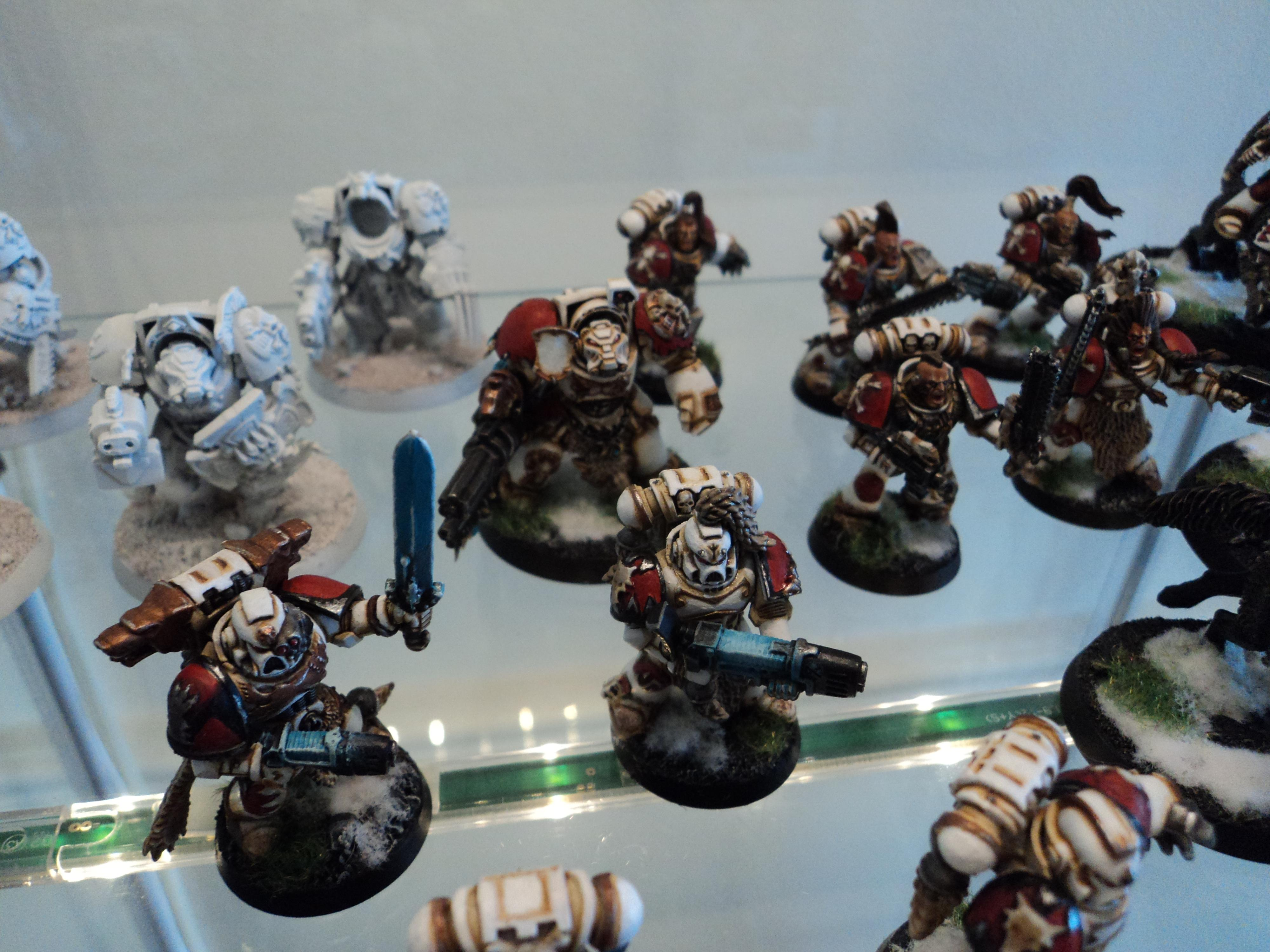 start of the wolf guard