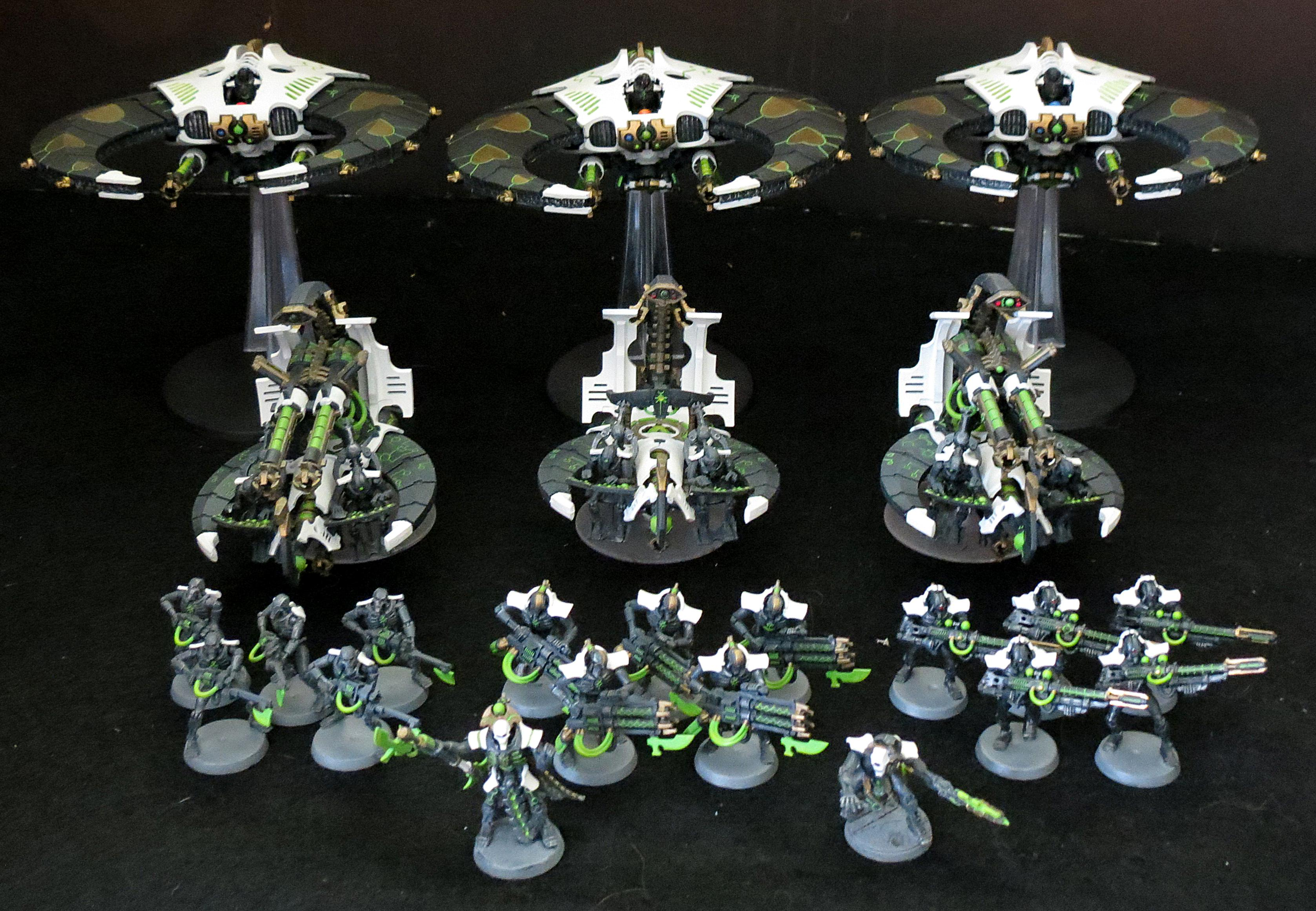 Necrons, Necrons AC Finished 2