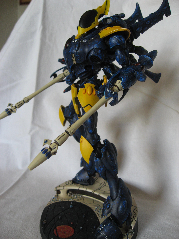 Alaitoc, Wraithknight