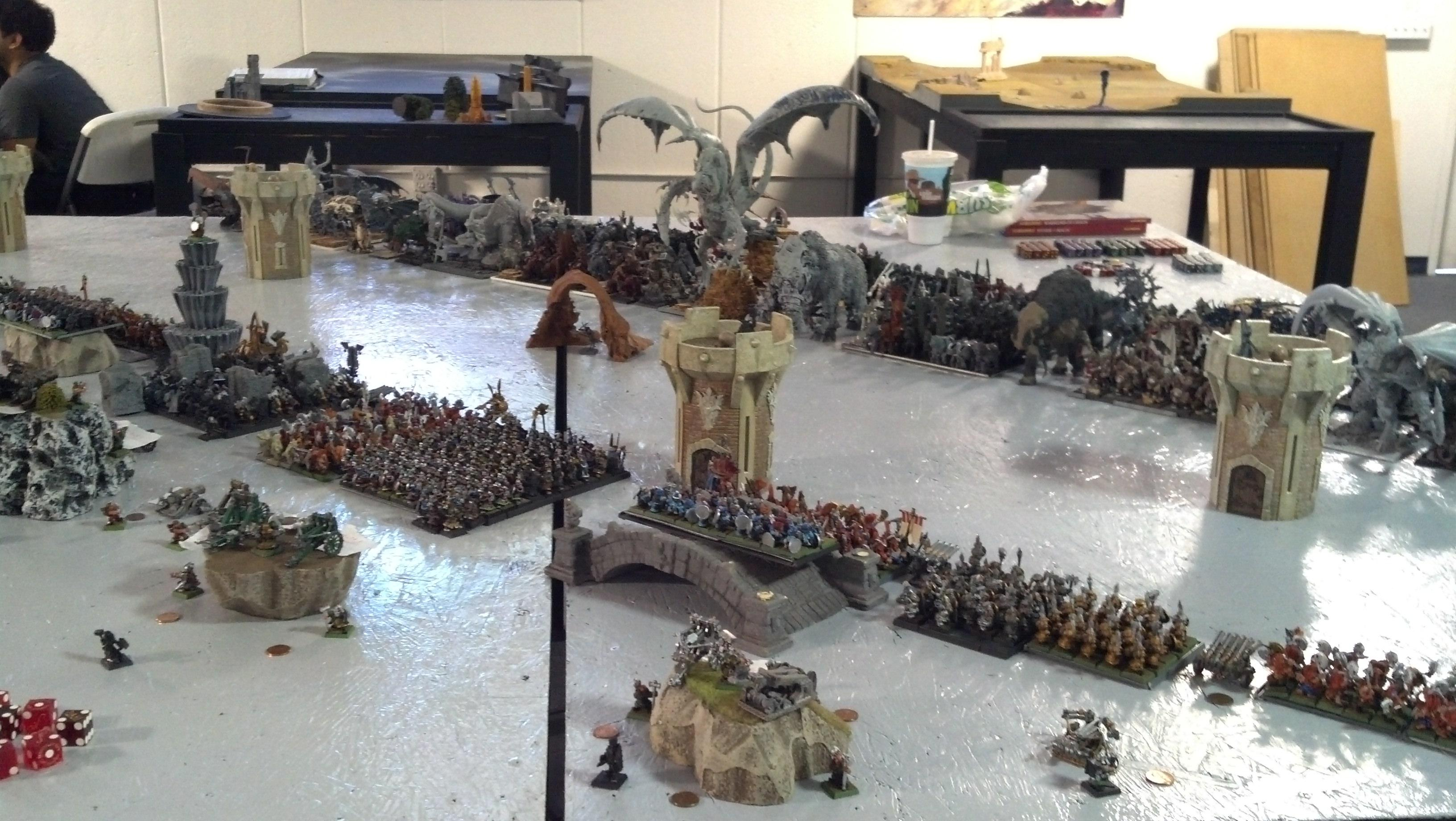 The Hordes of Chaos