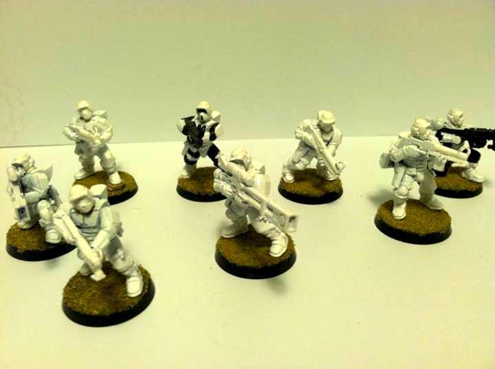 Grey Knights, Star Wars, Tau