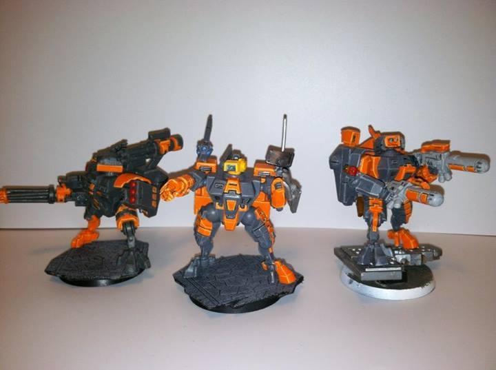 crisis suit team