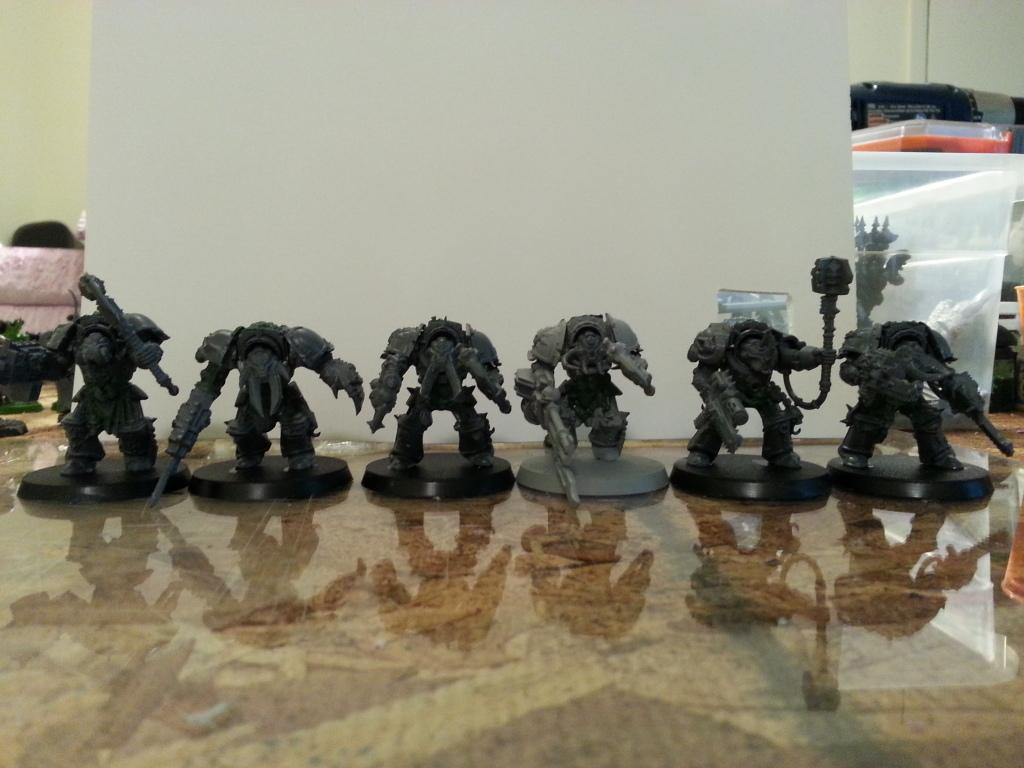 Chaos, Terminators