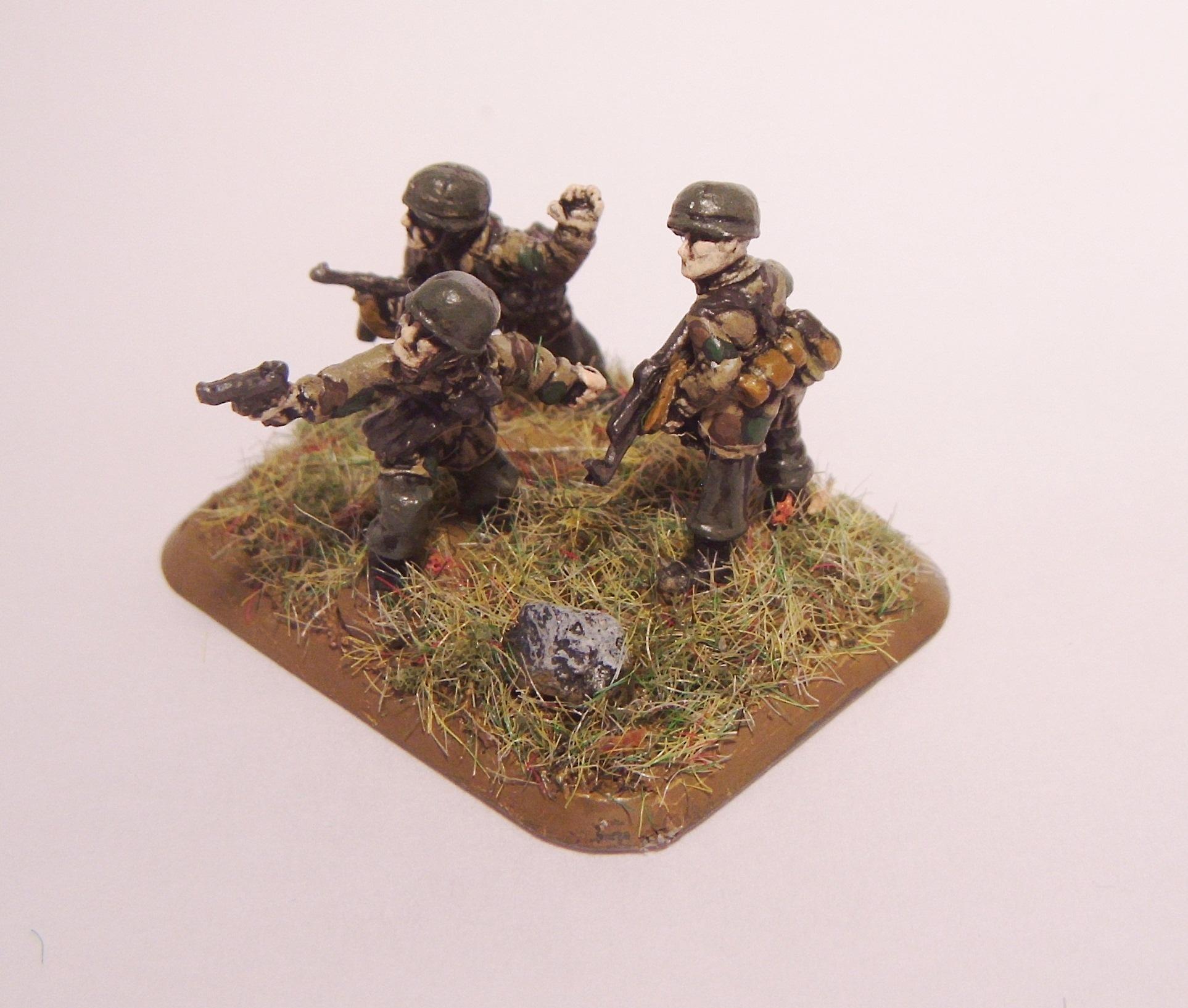Artillery, Fallschrimjager, Flames Of War
