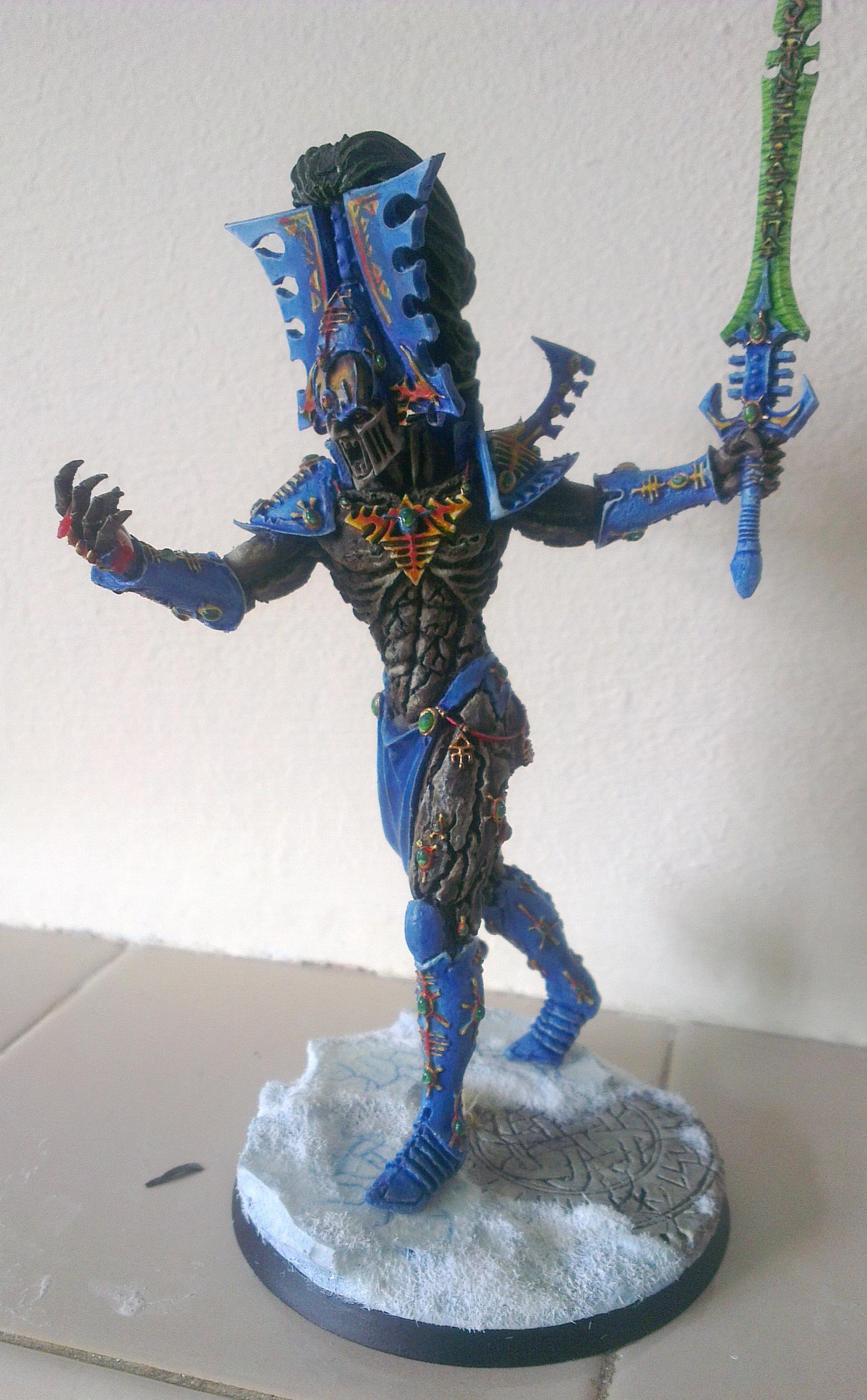 Avatar, Eldar, Forge World