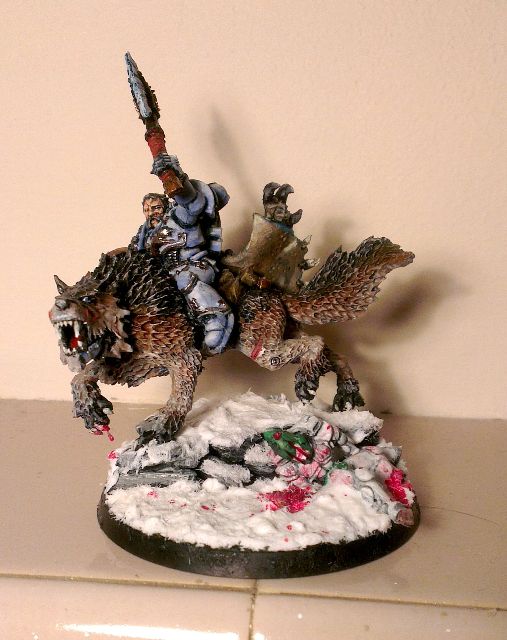 Lord, Space Wolves, Wolf