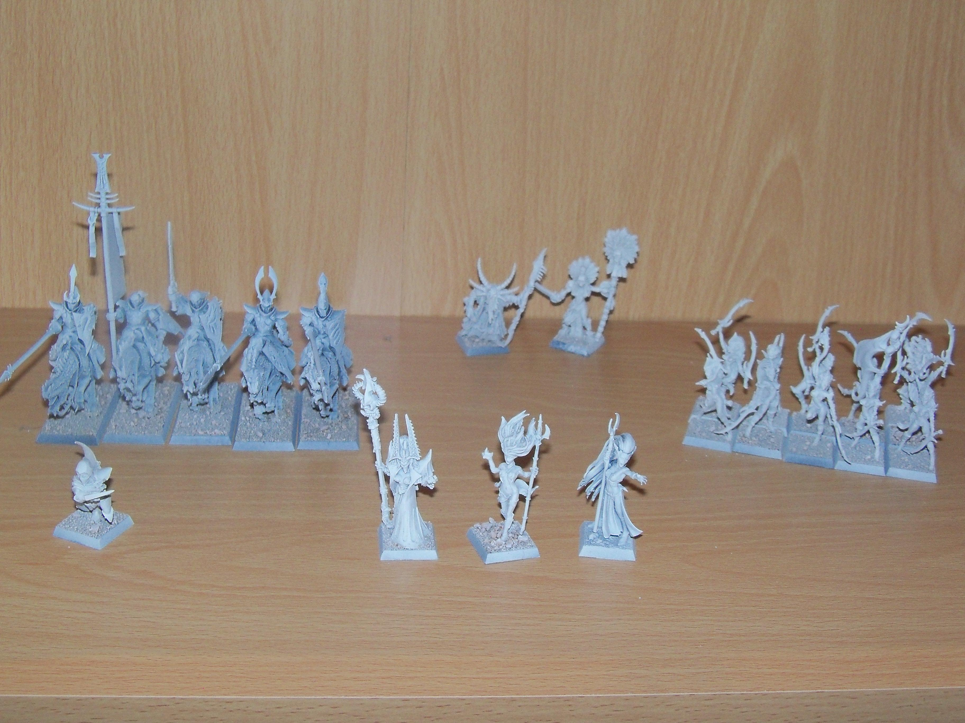 Dark Elves, Druchii, Warhammer Fantasy