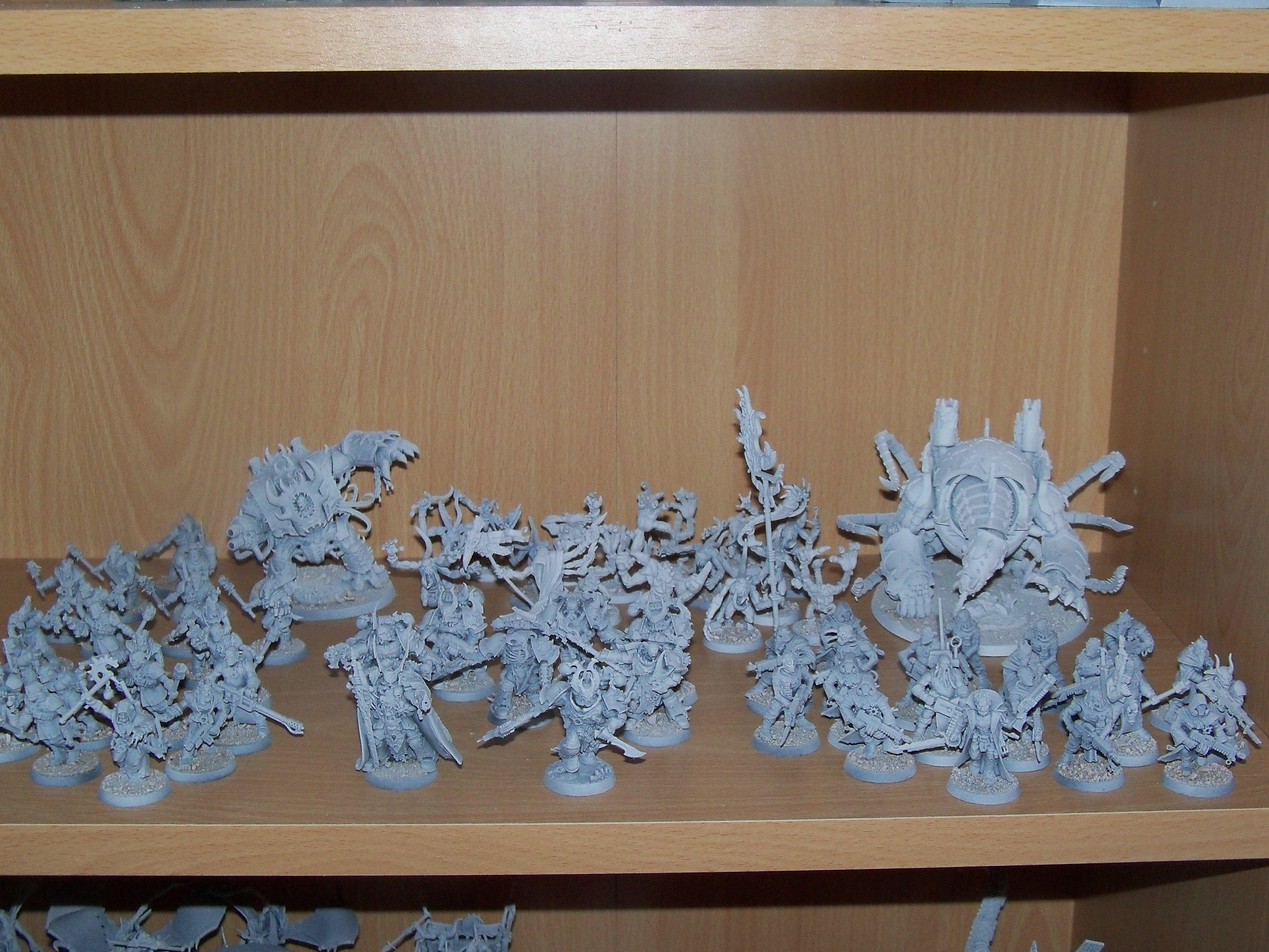 Chaos Space Marines, Warhammer 40,000
