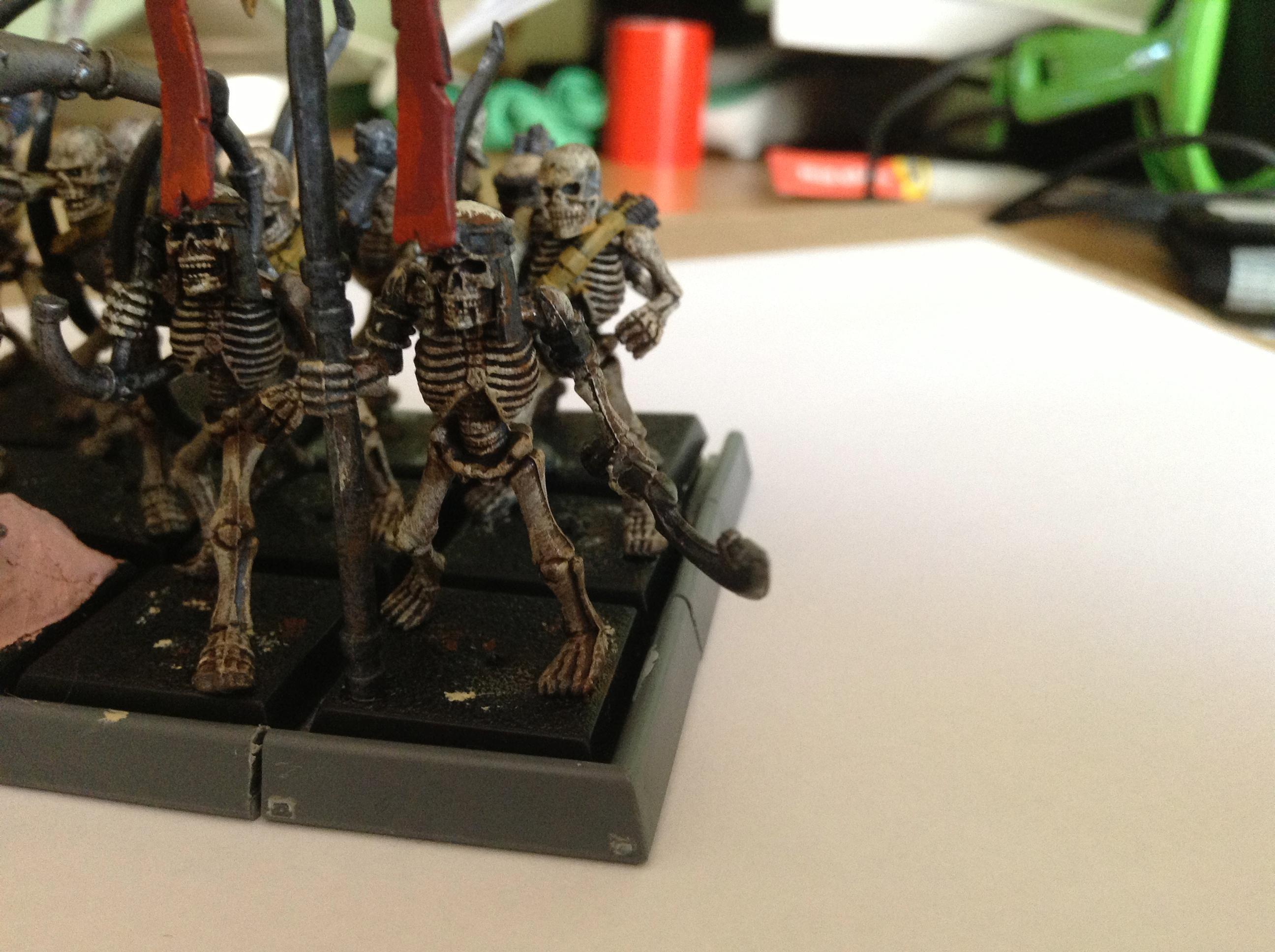 Age Of Sigmar, Archers, Kings, Skeletons, Tomb, Warhammer Fantasy