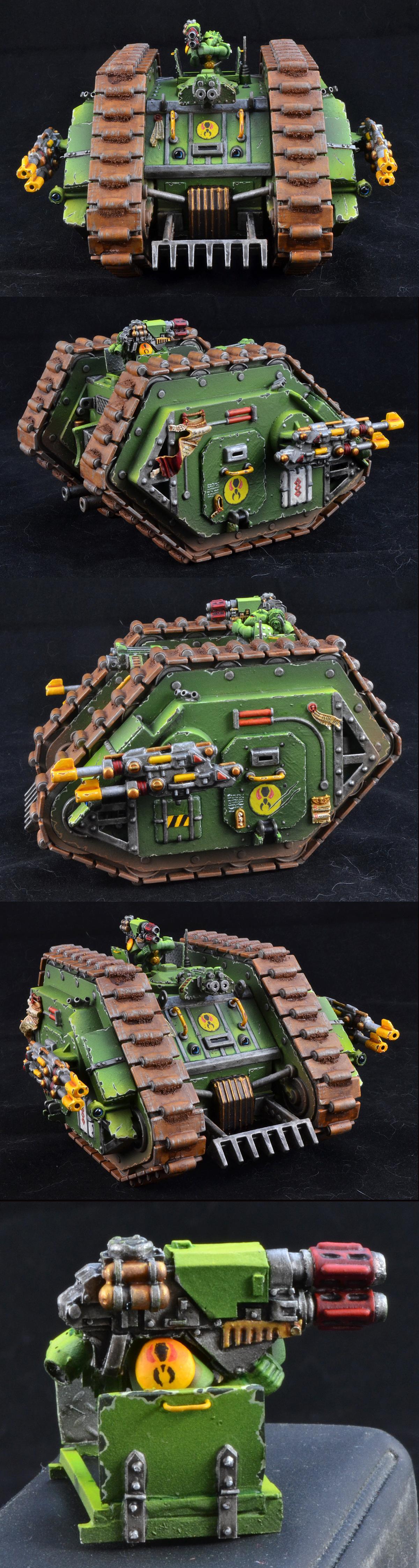 Land Raider, Mantis Warriors, Mk-1, Space Marines, Warhammer 40,000