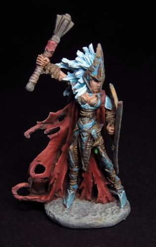 Dark Elves, Reaper, Tierdeleira, Dark Elf Priestess