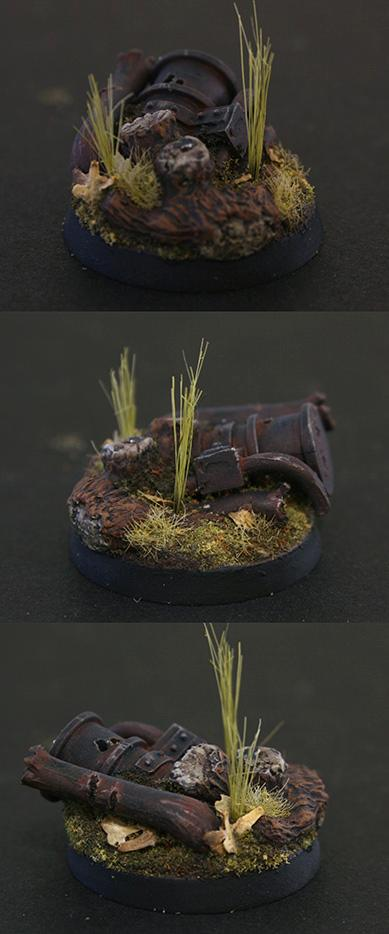 Base, Grass, Pipe, Tall Grass