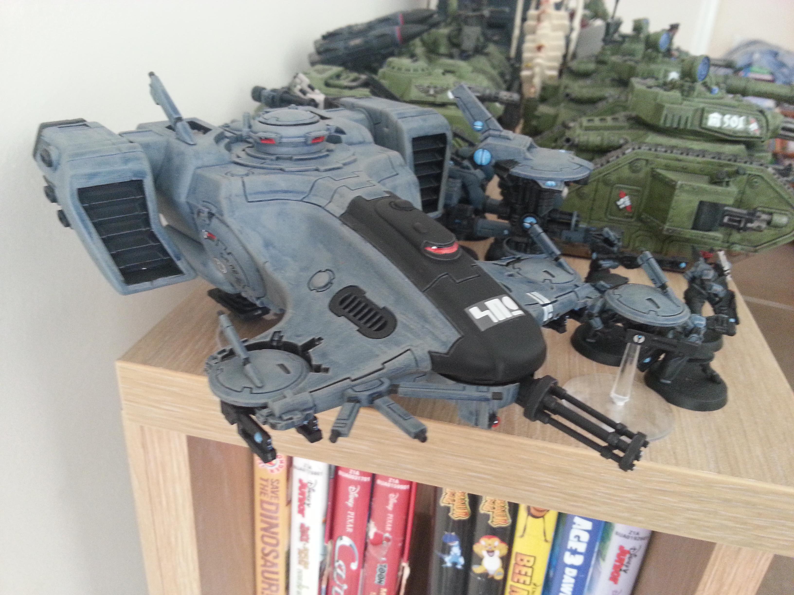 Devilfish, Drones, Pathfinders, Tau