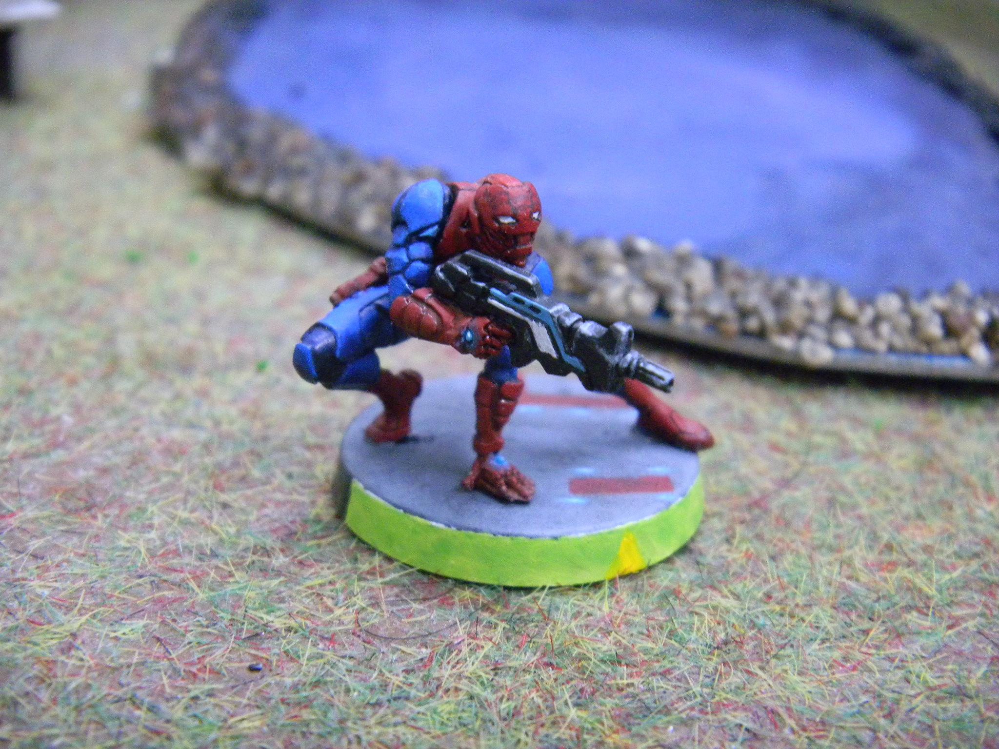 Infinity, Snipers, Spiderman