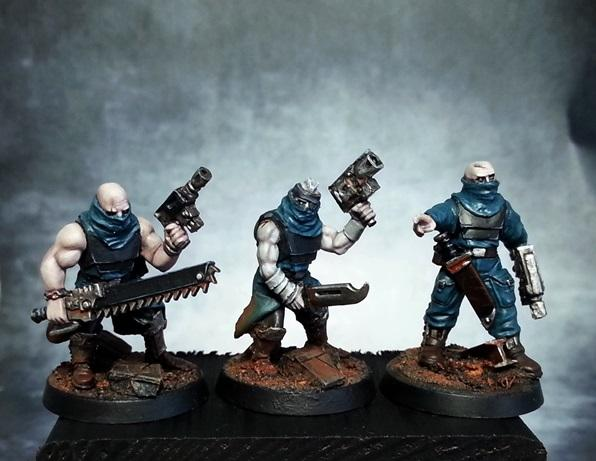 Chaos, Chaos Cultists, Cultists