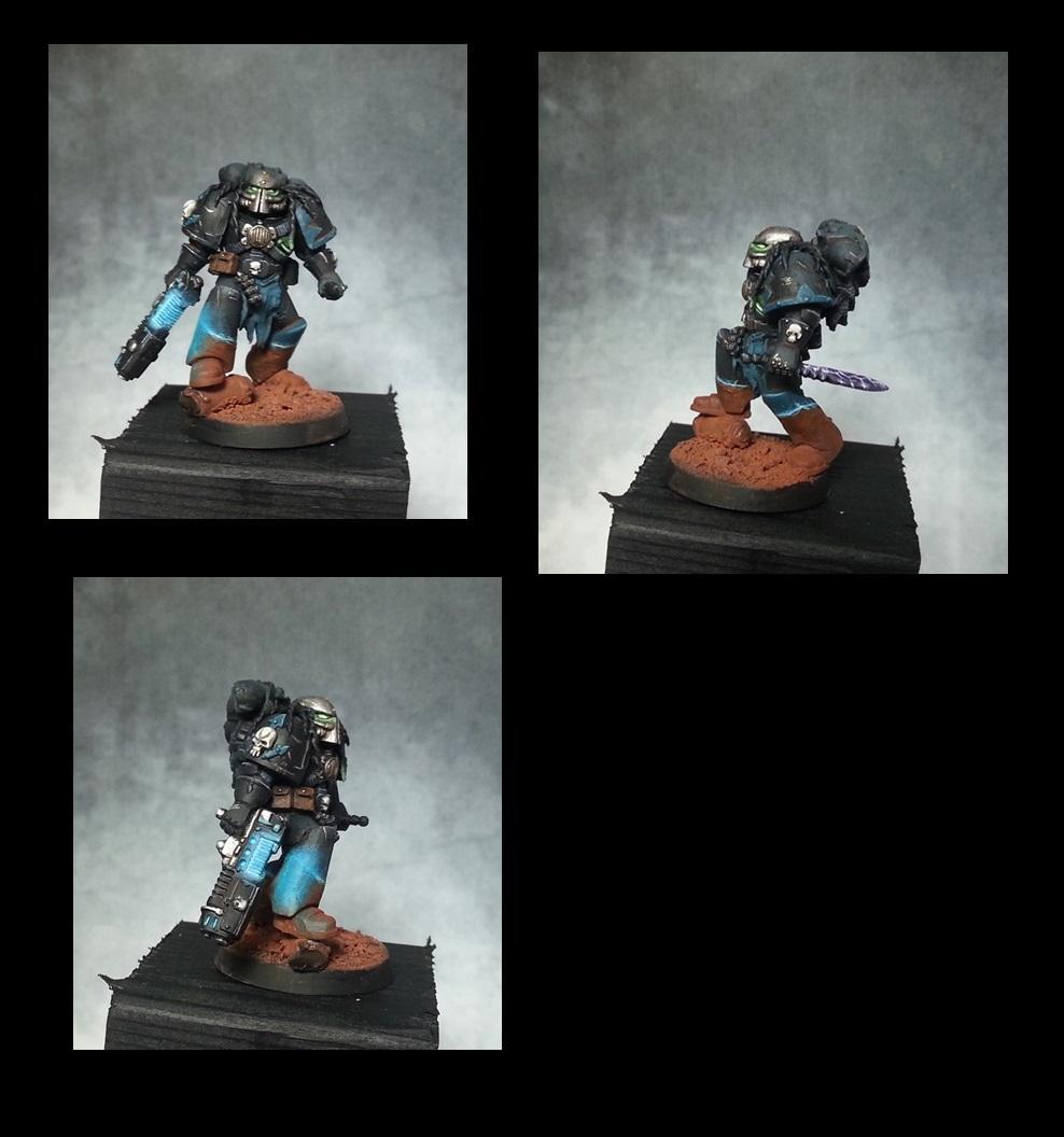 Desert, Ripper squad specialist