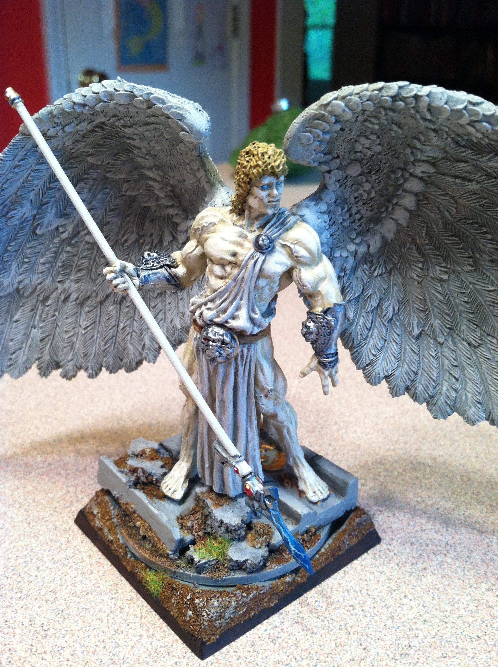 Angel, Archangel, Army Of Light, Daemon Prince, Warhammer Fantasy