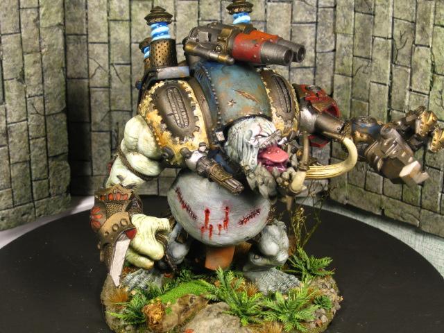 Conversion, Hordes, Trollbloods, Warmachine