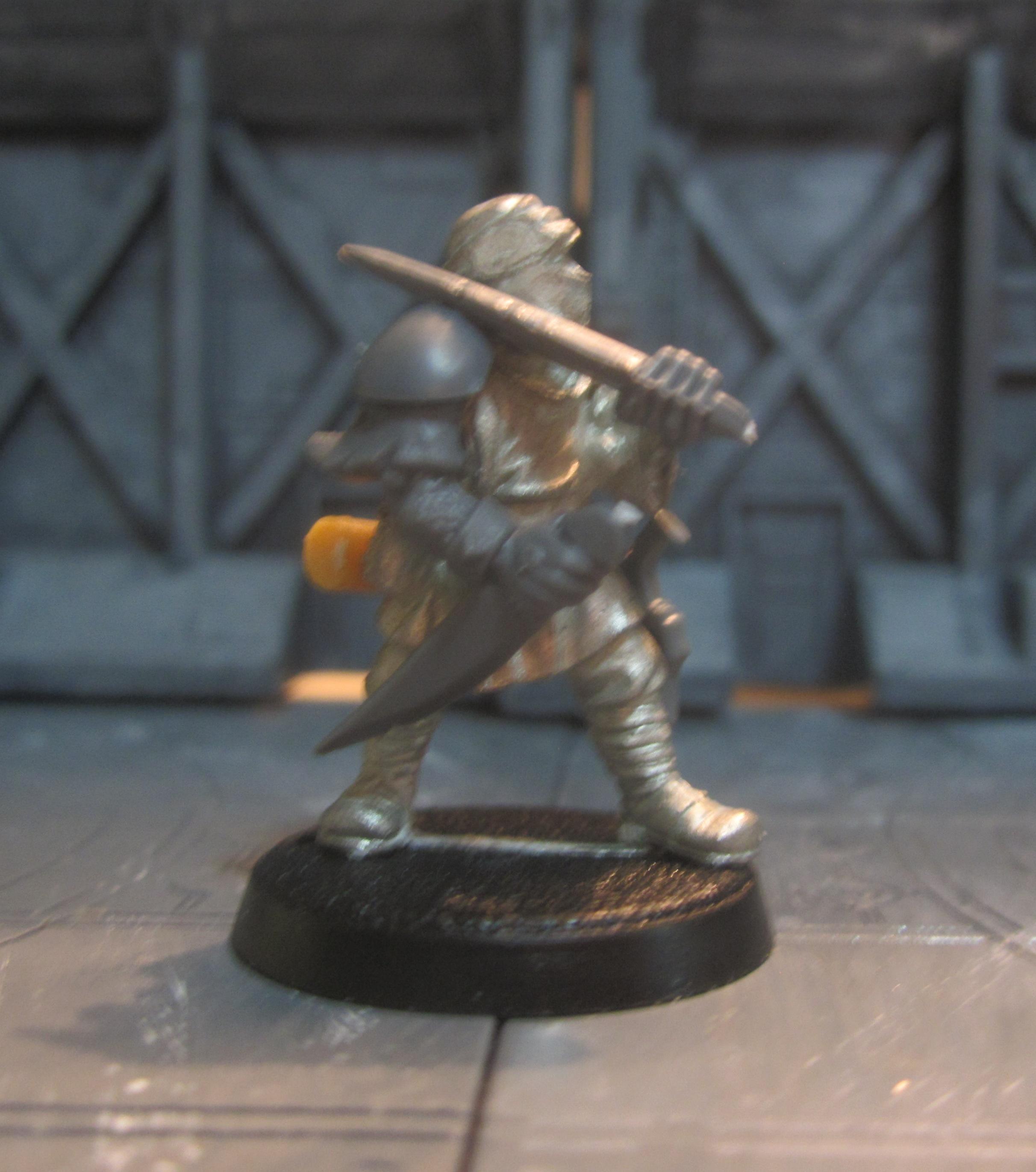 Assassin, Imperial Guard, Marbo, Sly Marbo, Tallarn Desert Raiders