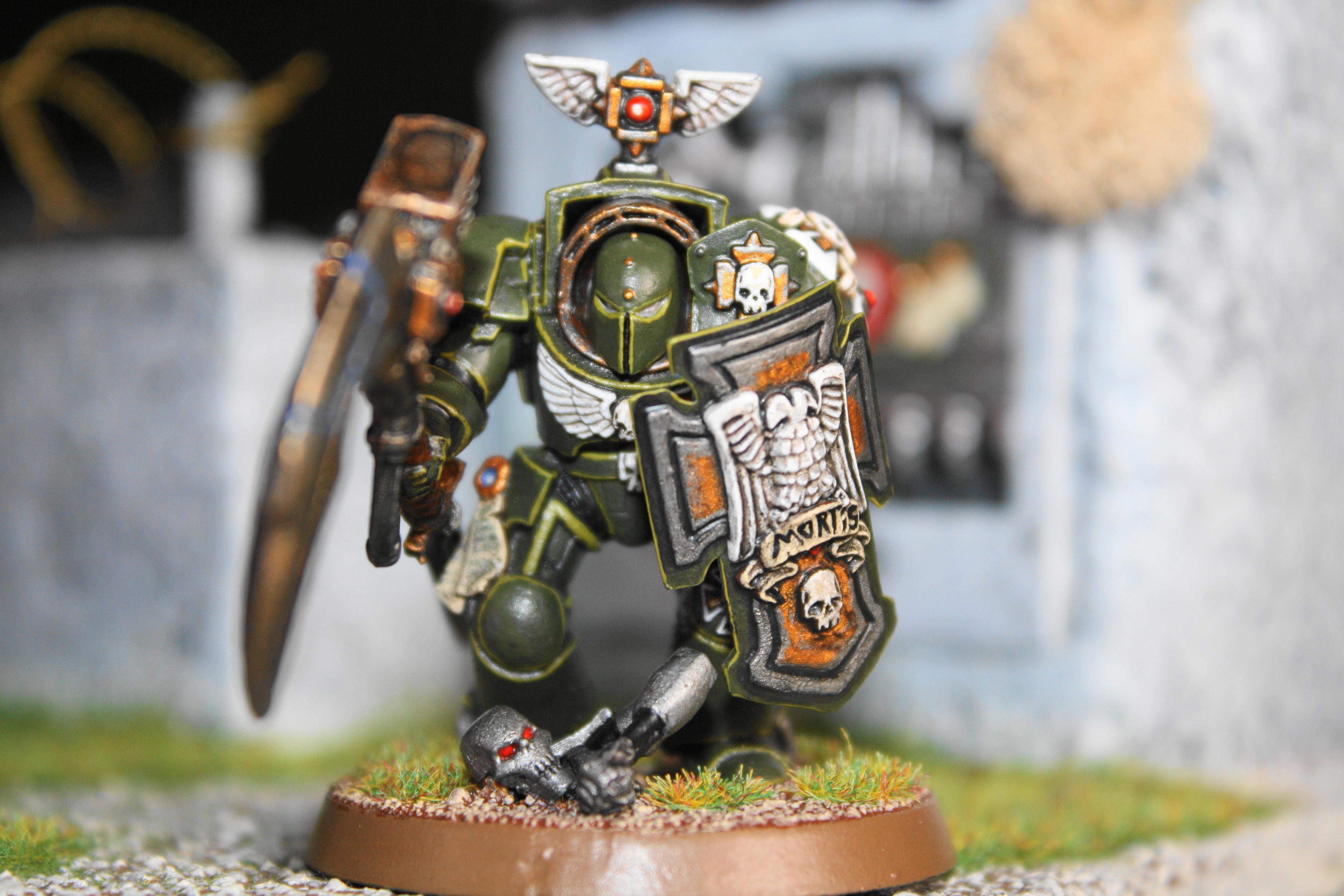 Conversion, Space Marines, Terminator Armor