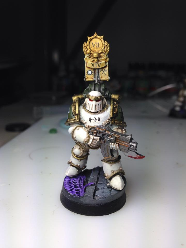 Death Guard, Forge World, Mkiii Iron, Pre Heresy