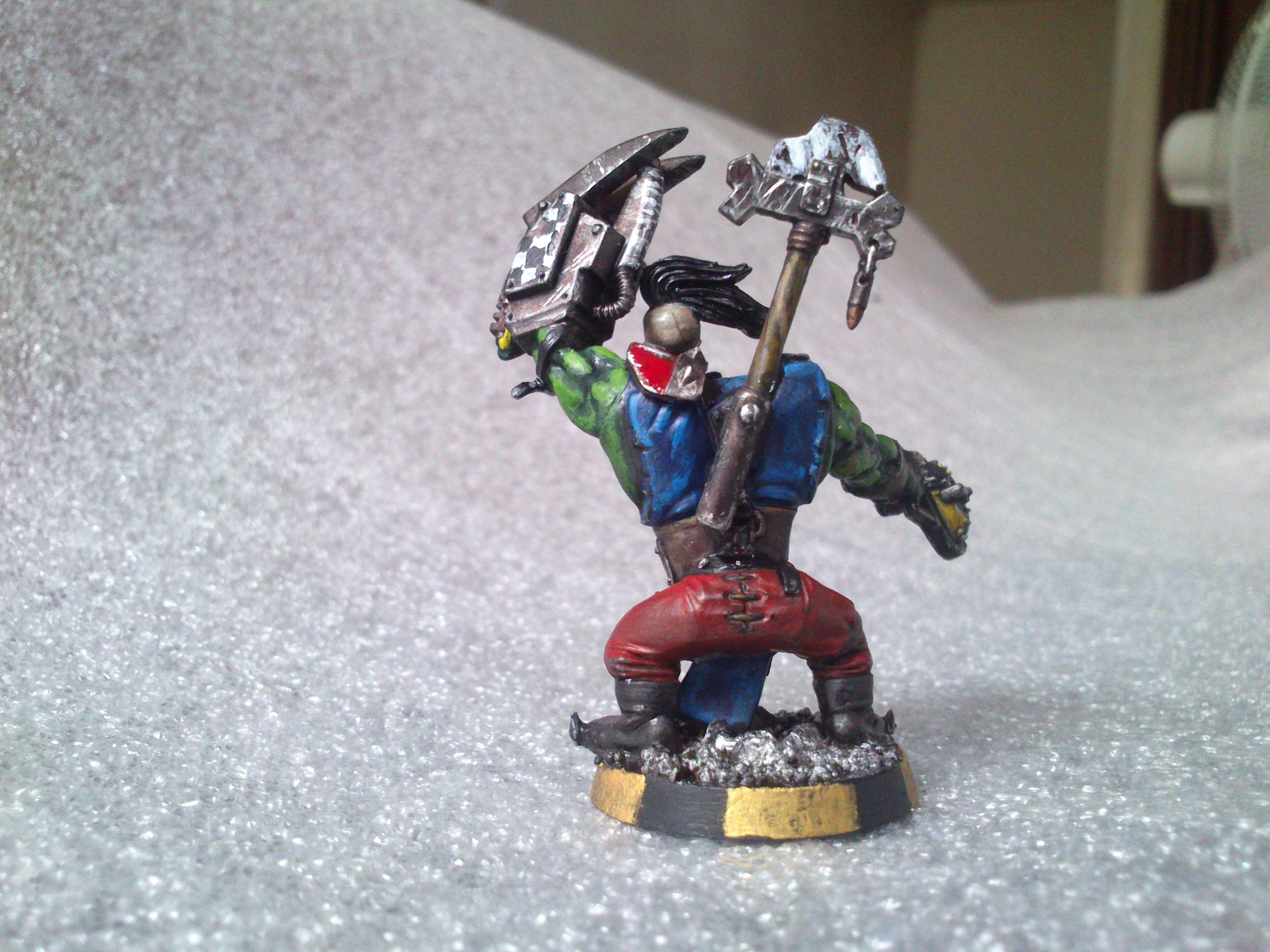 Conversion, Orks, Painted