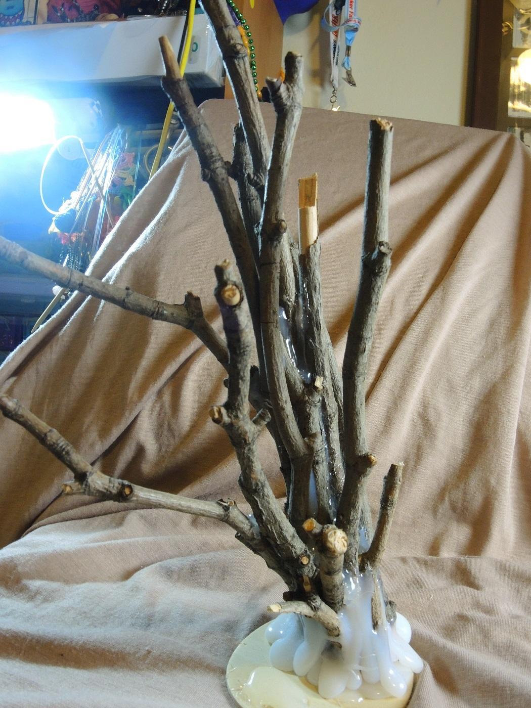 Terrain, Trees, Waaazag, Work In Progress
